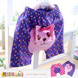 魔法Baby~嬰幼兒短褲~居家清涼柔軟布料短褲~k34615