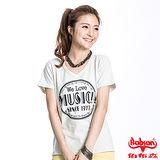 BOBSON 女款MUISIC短袖上衣 (20128-81)