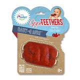 美國Little Toader AppeTEETHERS趣味食物造型矽膠玩具-肋排 LT10007