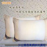 VVIANI-PB-3D立體結構透氣網紗抗菌枕
