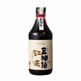 正宗豆油伯缸底醬油500ml(六堆釀出品)