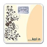 歌林Kolin-典雅指針式體重計(KWN-SH04)