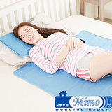 米夢家居 嚴選長效型降6度冰砂冰涼墊(小)30*40枕頭專用1入