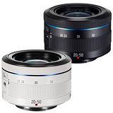 SAMSUNG 20-50mm F3.5-5.6 ED II 變焦鏡(公司貨).-送保護鏡(40.5)+拭鏡筆
