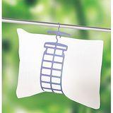 橘之屋可調整枕頭晾曬架