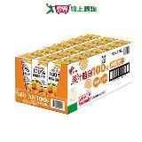 光泉100%柳橙汁195ml*24