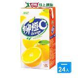 黑松柳橙C300ml*24
