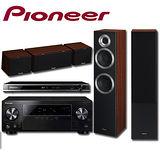 Pioneer先鋒 5.1聲道入門藍光劇院組合(S-ES21+VSX-523-K+BDP-3120) 送標準安裝
