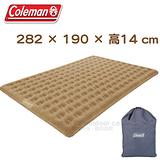 【美國 Coleman】300獨立筒充氣睡墊.露營床.充氣床.露營睡墊.充氣墊/CM-N608