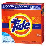 汰漬Tide超濃縮洗衣粉68匙 2.72kg