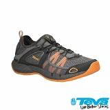 TEVA 男 CHURN 運動鞋(黑橄欖)