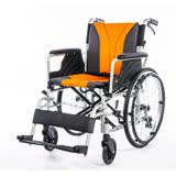 【全球醫療】均佳機械式輪椅 未滅菌 JW160 鋁合金製輪椅
