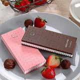 MEGA KING 隨身電源 7000 iCookie (已通過政府BSMI認證)(草莓/巧克力 2種外型可選)