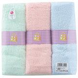 MIT精選素色毛巾3入/組(33*68cm)