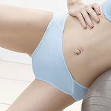 【黛安芬】Home Bra-零壓好動-M-EEL低腰配褲(輕動藍)