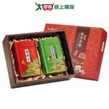 天仁嚴選靈芽茶集禮盒600g