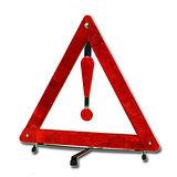 可摺疊三角警示架