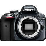 NIKON D3300 單機身*(中文平輸)-送快門線+讀卡機+相機清潔組+硬式保護貼