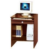 《活力家》2尺電腦書桌下座-胡桃色