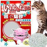 寵物物語GC-168405 《固的細貓砂》‧5L*4