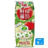 愛之味鮮採蕃茄汁(OLIGO保健)*6