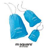 M Square 新一代束口袋三件套