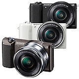 SONY a5100L 16-50mm 數位單眼 變焦鏡組(公司貨)-送32GB、讀卡機、清潔組、專用座充