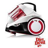 美國 DirtDevil 鋼彈系列 Rebel20 雙層對角離心氣流吸塵器 乾式吸塵器