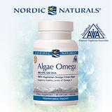 【Nordic Naturals】北歐精靈 海藻油膠囊食品(60顆/ 單瓶裝)