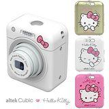 altek Cubic 無線智慧型相機Hello Kitty 限量版