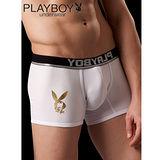 PLAYBOY彈力個性平口褲(M~XL)