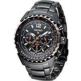 SEIKO Prospex 鷹眼飛行官三眼計時腕錶 V175-0CK0SD SSC263P1