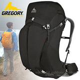 【美國 GREGORY】升級新款 Z55 專業輕量級健行登山背包55L(M號) 74562 黑