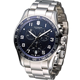 Victorinox 維氏 超時空經典XLS 計時腕錶 VISA-241652