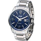 STAR 時代 品味大器紳士腕錶 1T1407-231S-B