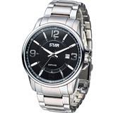 STAR 時代 品味大器紳士腕錶 1T1407-231S-D