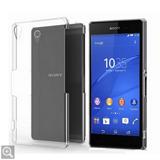 透明殼專家 超值組Sony Xperia Z3超薄抗刮 高透光保護殼+9H鋼化玻璃防爆貼