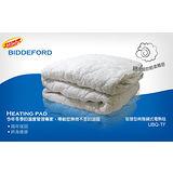 『美國BIDDEFORD 』☆綿羊級的輕柔觸感智慧型安全鋪式電熱毯 UBQ-TF