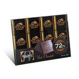 比利時72%純黑巧克力薄片 120g