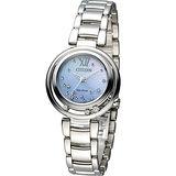 星辰 CITIZEN L 飄鑽魅力光動能腕錶 EM0327-50D