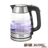 ELTAC歐頓1.7L玻璃快煮壺 EBK-04