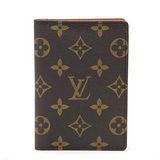 Louis Vuitton LV M60181 Monogram帆布護照夾 預購