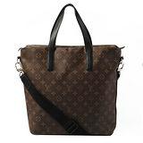 Louis Vuitton LV M40388 KITAN 經典花紋附斜背帶手提包 預購