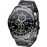 精工 SEIKO Criteria 極速快感計時腕錶 7T92-0SE0SD SNDG33P1