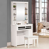 《Homelike》安妮化妝桌椅組