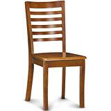 【椅吧】 歐風簡約設計實木餐椅
