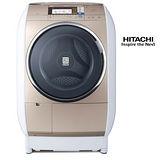 HITACHI日立13公斤蒸氣風熨斗洗脫烘滾筒【右開】洗衣機SFBD3900TR