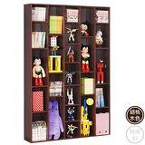HOPMA 五排書櫃/收納櫃-二色可選 (G-5182BR-R/G-5182WH-R)