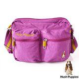 HUSH PUPPIES PUPPIES CHIC系列小側背包 -桃紫