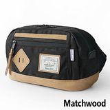 MATCHWOOD Density Waisy Bag 腰包 -黑色